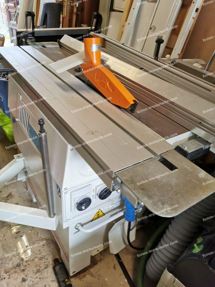 A Vendre combiné à bois Minimax