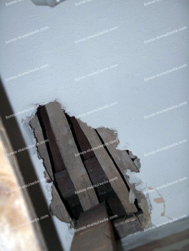 conseils pour réparer un trou au plafond