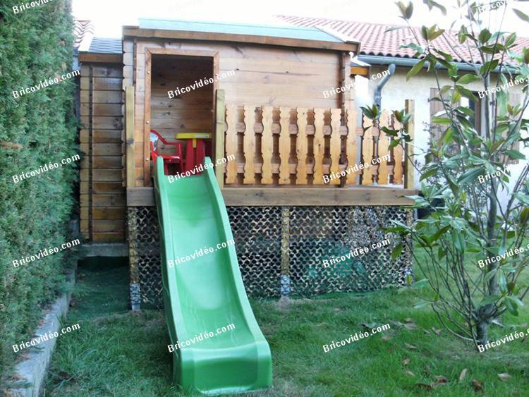 Bricolage Fabriquer Maison En Bois Pour Enfants Bricolage
