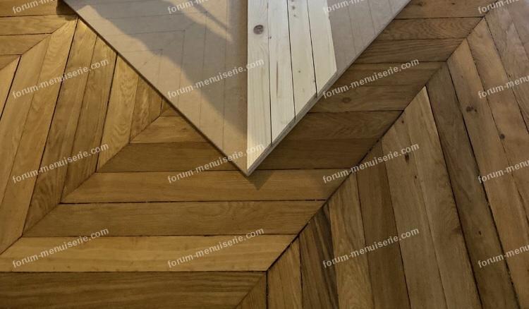 découpes table bois