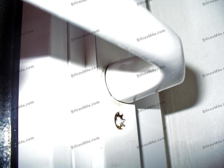 Questions Menuiserie Maison Enlever Une Poigne De Porte Pvc Vitre