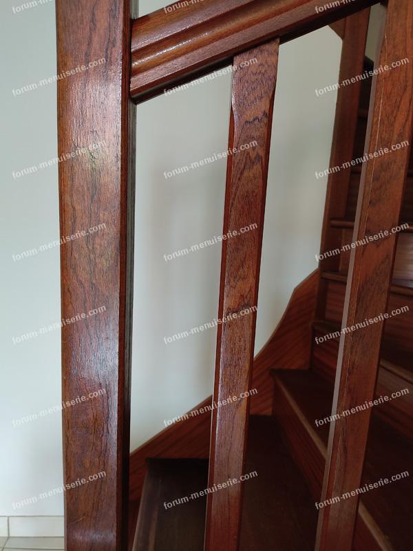 en quel bois est mon escalier