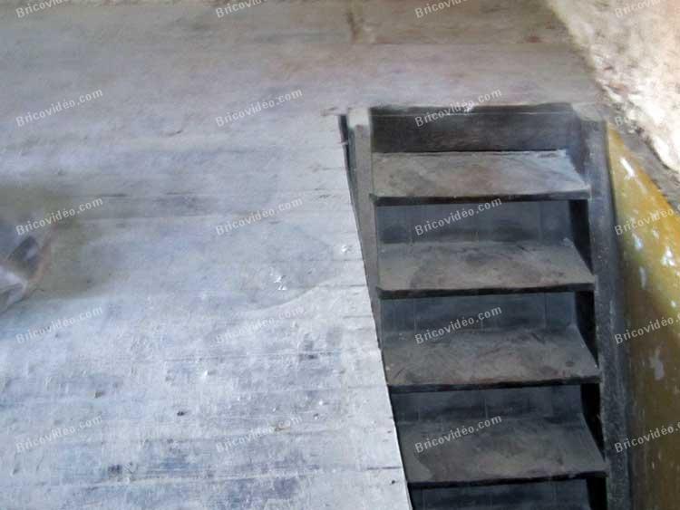 conseils pour installation d'un plancher à l'étage - question