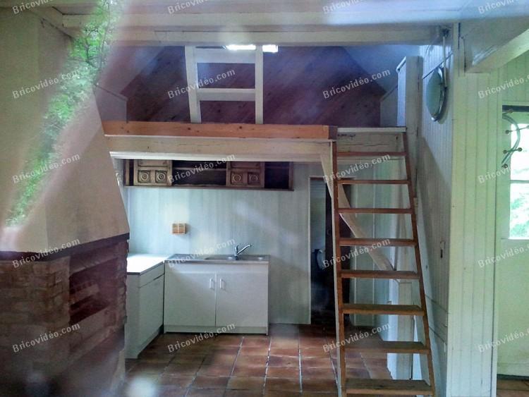 Bricolage forum Menuiserie  Baisser le plancher en bois d