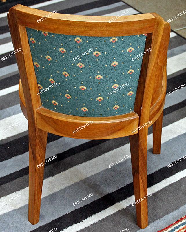 bricolage restauration d 39 une chaise en bois refaire. Black Bedroom Furniture Sets. Home Design Ideas