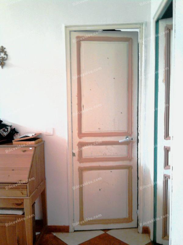 porte interieur renovation