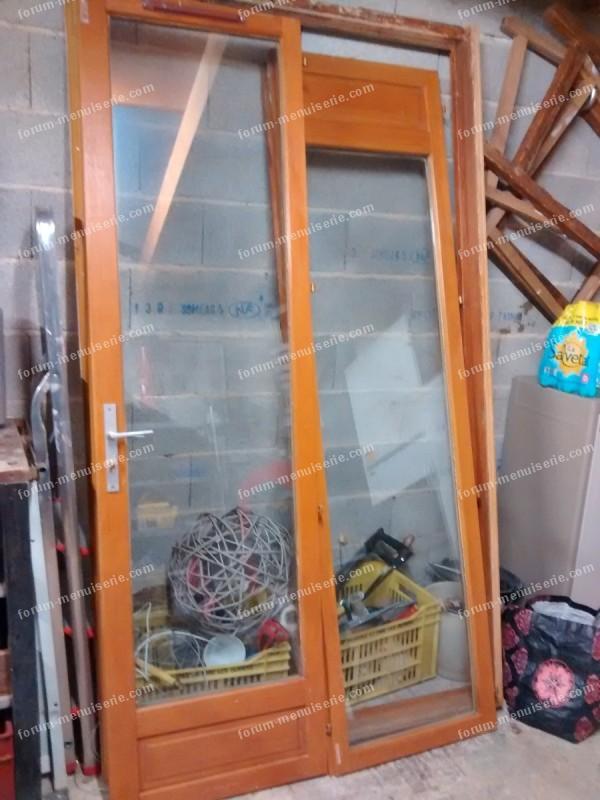 restauration fenêtres double-vitrage en bois