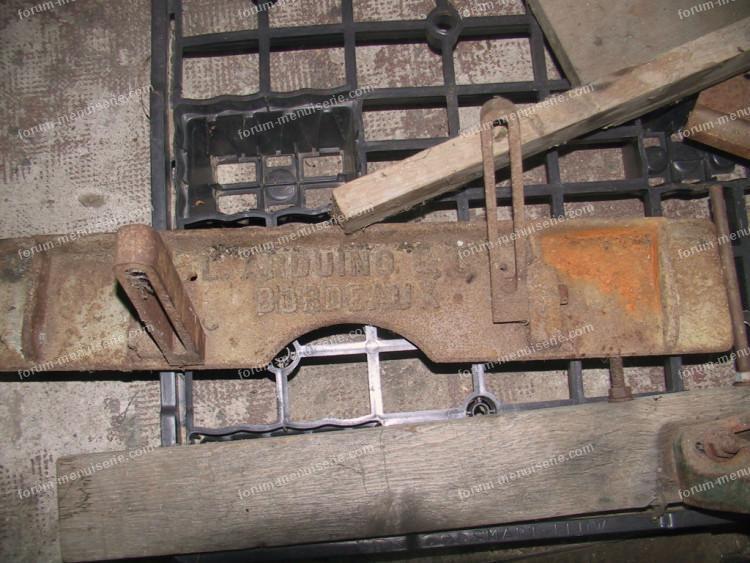restaurer combinée bois