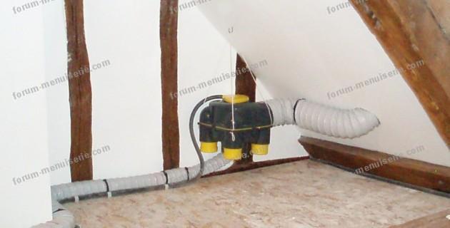 r aliser un coffrage en placo pour cacher la vmc coffrer ventilation m canique contr l e. Black Bedroom Furniture Sets. Home Design Ideas